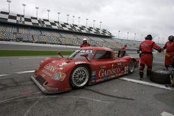 Passage aux stands pour #99 GAINSCO/ Bob Stallings Racing Chevrolet Riley: Jon Fogarty, Alex Gurney,