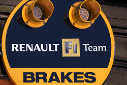 Renault F1 Team atmosfer