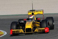 Виталий Петров, Renault F1 Team, R30