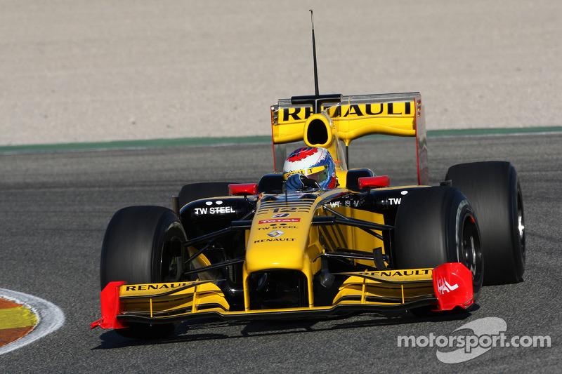 Виталий Петров (в Ф1 – 2010-2012, 58 Гран При, один подиум, 64 очка)