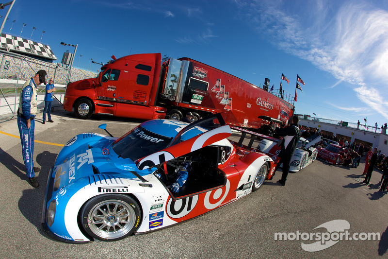 Chip Ganassi Racing met Felix Sabates BMW Riley