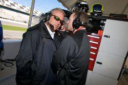 Hurley Haywood en David Donohue