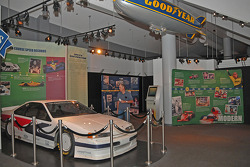 Une partie de l'exposition