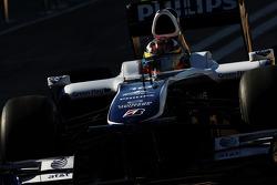 Nico Hulkenberg, Williams F1 Team, FW32