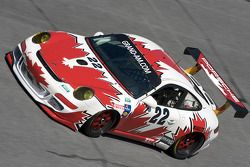 #22 Bullet Racing Porsche GT3: Ross Bentley, Sean McIntosh, Kees Nierop, Darryl O'Young, Steve Paque