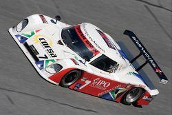 #7 Starworks Motorsport BMW Riley: Mike Forest, Bill Lester, Dion von Moltke