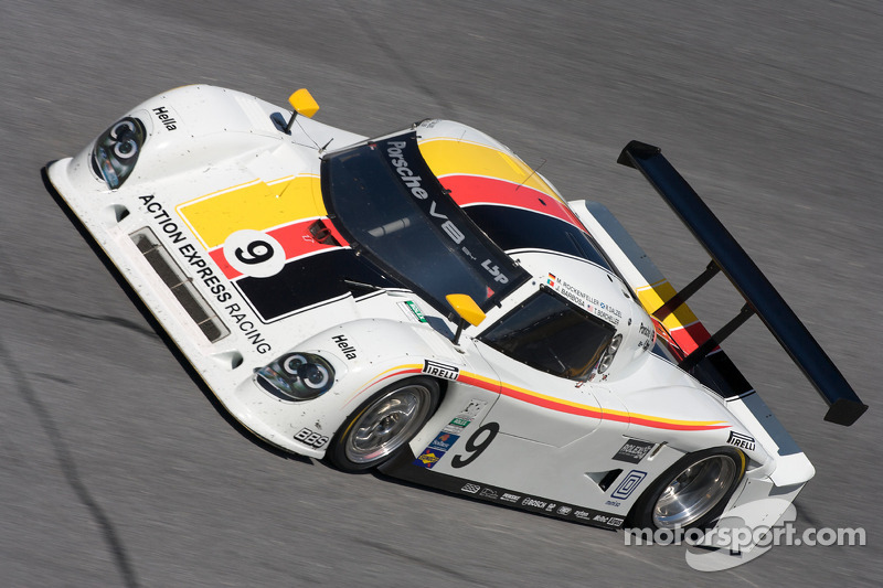 2010: #9 Action Express Racing, Riley-Porsche
