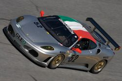#52 Wil Mar Racing Ferrari 430 Challenge: Filippo Marchino, Bob Michaelian, Jim Michaelian, Joseph S