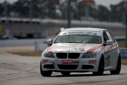 #18 RRT Racing BMW 328i: Barry en bagarre, Michael Dayton