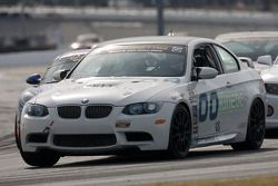 #00 Kinetic Motorsports BMW M3 Coupe: Russell Smith, Lance Willsey