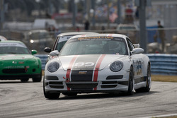 #89 Ranger Sports Racing Porsche 997: Marcelo Abello, Jose Armengol