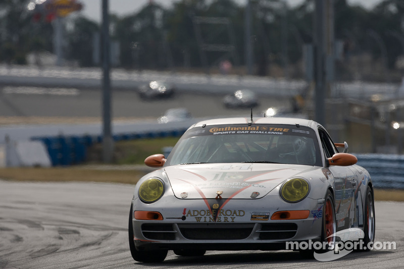 #41 TRG Porsche 997: Steve Miller, Spencer Pumpelly