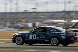 #60 Rehagen Racing Ford Mustang GT: Ray Mason, Ryan Winchester