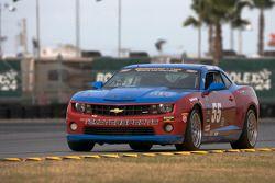 #55 TC Motorsports Camaro GS.R: Joey Atterbury, Devin Cates