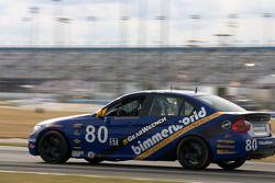 #80 BimmerWorld/GearWrench BMW 328i: James Clay, David White