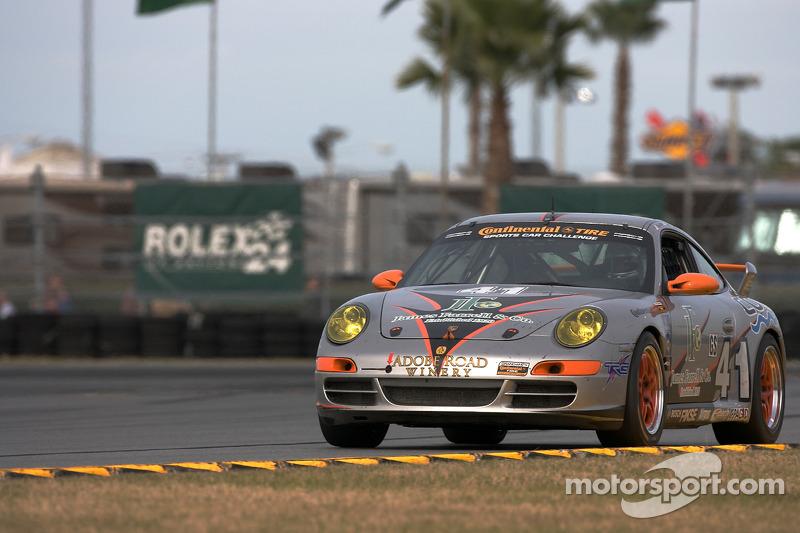 #41 TRG Porsche 997: Steve Miller, Spencer Pumpelly