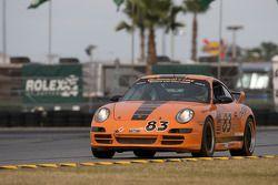 #83 BGB Motorsports Porsche Carrera: Guy Cosmo, Stewart Tetreault