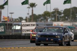 #37 JBS Motorsports Ford Mustang GT: James Gue, Bret Seafuse