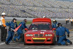 Pitstop #99 Automatic Racing BMW M3 Coupe: Mark Hillestad, Barry Waddell
