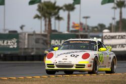 #07 Euro Motorworks Racing Porsche 997: Terry Heath, John Potter
