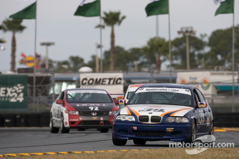 #39 Next Generation Motorsports BMW 330: Bryan Collyer, Craig Conway
