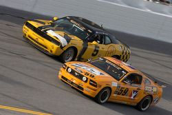 #59 Rehagen Racing Ford Mustang GT: Andrew Caddell, Ken Wilden, #5 TPN/Blackforest Racing Dodge Chal