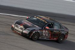 #01 APR Motorsport Audi S4: Ian Baas, Mark White
