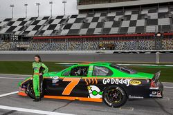 Danica Patrick after qualifying