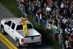 El Chevrolet ganador de la pole de Kevin Harvick, Richard Childress Racing
