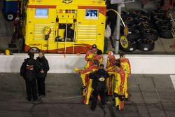 El Equip Richard Childress Racing Chevrolet de Kevin Harvick