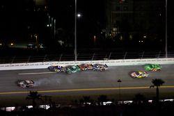 Greg Biffle, Roush Fenway Racing Ford, Matt Kenseth, Roush Fenway Racing Ford, Carl Edwards, Roush F