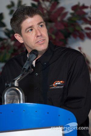 JR Motorsports persconferentie: Mike Davis