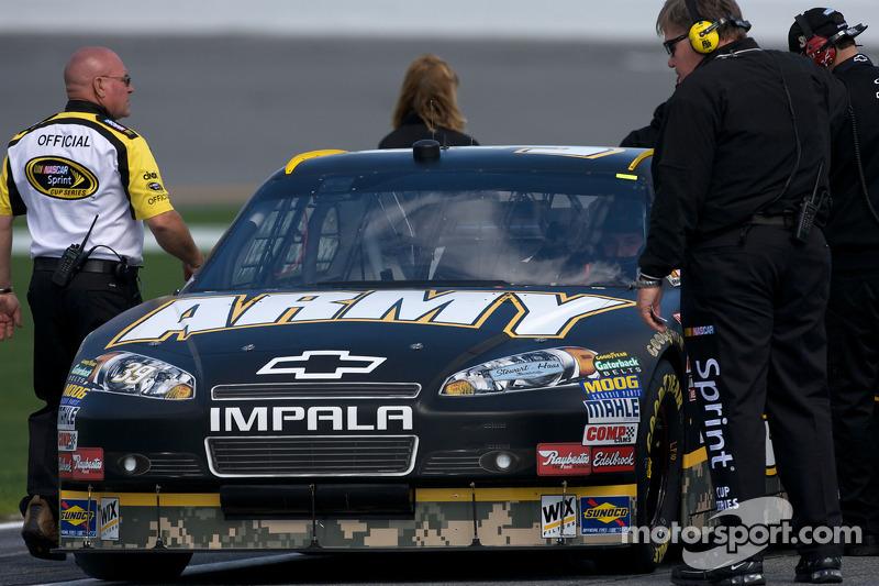 Ryan Newman, Stewart-Haas Racing Chevrolet, kwalificaties