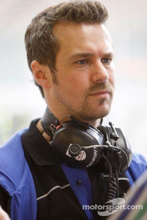 Tiago Monteiro, Ocean Racing Technology teambaas