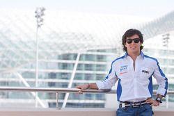 Sergio Perez, Barwa Addax