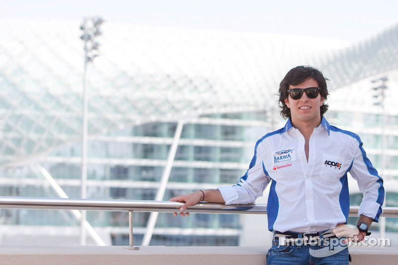 November 2010: Sergio Perez