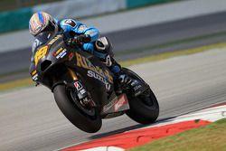 Alvaro Bautista van Rizla Suzuki MotoGP