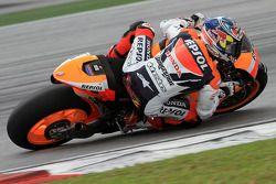 Andrea Dovizioso van Repsol Honda Team