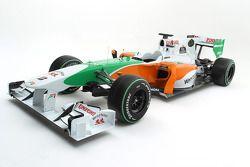 De nieuwe Force India VJM03