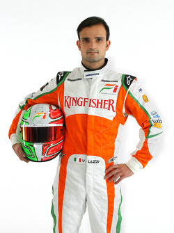 Vitantonio Liuzzi Force India F1