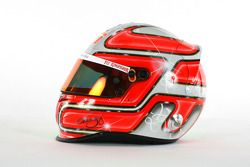 El casco de Vitantonio Liuzzi Force India F1