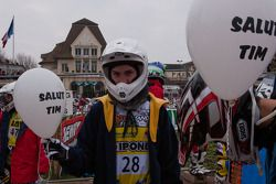 #28 Yamaha 450 4T: Romain Desurmont