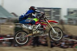 #92 Honda 450 CRF 4T: Steven Smyth