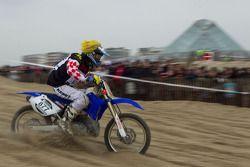 #877 Yamaha 250 4T: Patrick Leblanc