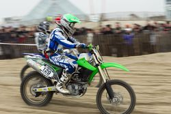 #129 Kawasaki 450 4T: Phil Mercer