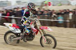 #87 Honda 450 4T: Emmanuel Bodin