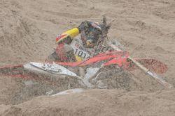 #1014 Honda 250 2T: Alain Nys