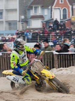 #324 Suzuki 450 4T: Roberto Pievani