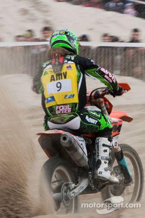 #9 KTM 505 4T: Damien Prevot
