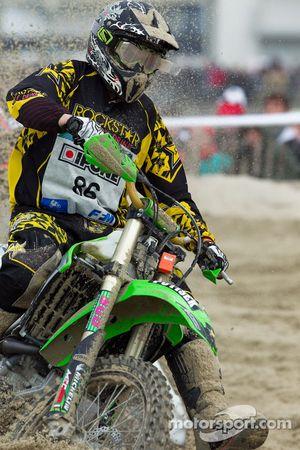 #86 Kawasaki 450 4T: Franck Verhaegue